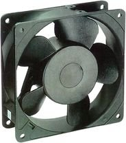 """Middle Atlantic Products, FAN-119, 4 1/2"""" FAN, 95 CFM (220 VAC) CORD AND HARDWAR"""